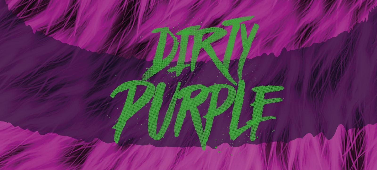 dirty-purple